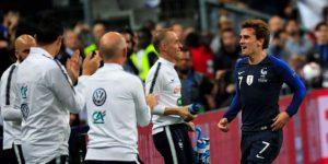 2-1. Griezmann rescata a Francia y condena a Alemania