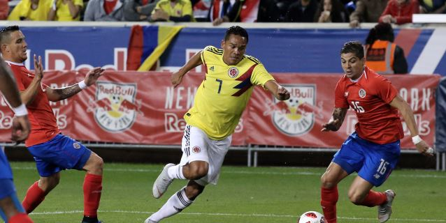 3-1. 'Cucho' Hernández se llena de gloria en su debut con la selección Colombia