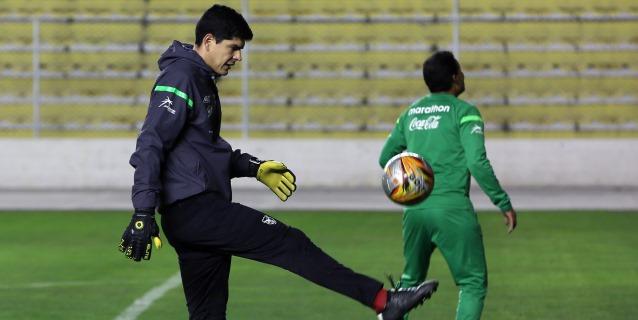 """Lampe cumple su """"sueño"""" de jugar en Boca y promete """"mojar la camiseta"""""""