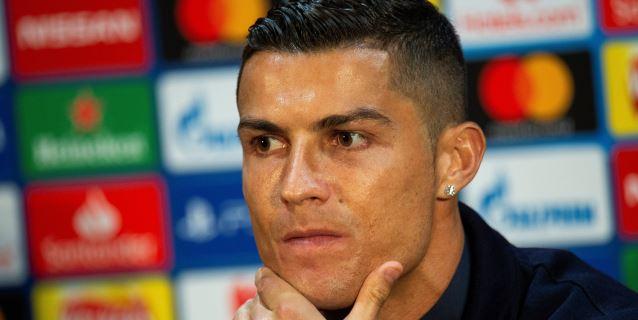 """Cristiano Ronaldo: """"No me toca hablar del Real Madrid"""""""