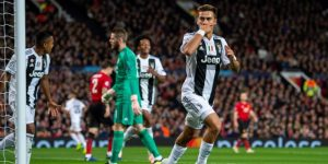 0-1. Dybala le atraganta la Champions a Mourinho