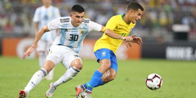 Argentina vuelve de su gira por Arabia Saudí con la maleta cargada de dudas