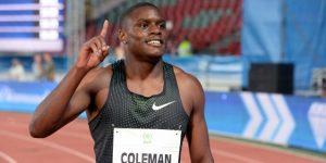 ATLETISMO: Coleman, Kipchoge, Korir y Mayer, entre los nominados a atleta del año