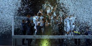 La Liga de Campeones repartió más de 1.412 millones€ entre los clubes