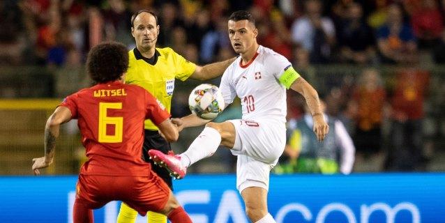 2-1. Bélgica se impone a Suiza con un doblete de Lukaku