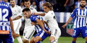 1-0. Manu García agrava la crisis del Real Madrid en el último suspiro