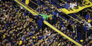 Hinchas de Boca agotan en un minuto las entradas para el partido contra el Pameiras