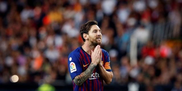 Messi, galardonado como mejor jugador de LaLiga en septiembre