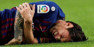 """""""Messi no precisa cirugía, si tiene fractura de la cabeza del radio tipo II"""", según el doctor"""
