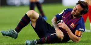 CR400, Messi se rompe, Lopetegui en la cuerda floja, Mourinho se enerva