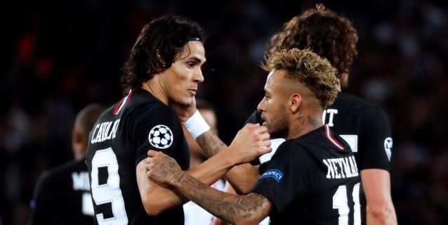 Neymar marca un triplete y empata con Kaká como máximo goleador brasileño