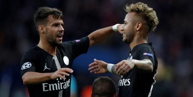 6-1. Neymar lidera la goleada del PSG