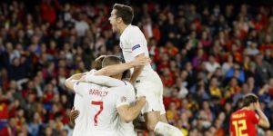 2-3. Inglaterra devuelve el golpe
