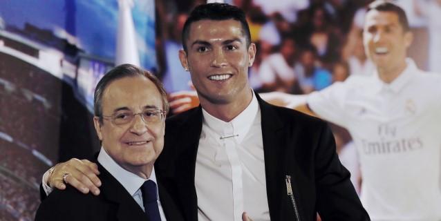 Cristiano Ronaldo: Florentino dejó de considerarme indispensable