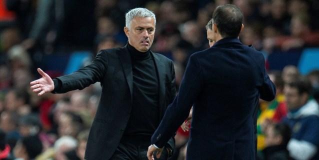 El United puede ser multado por llegar tarde al duelo con el Juventus