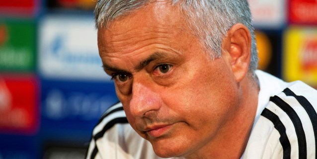 Mourinho rechaza volver al Real Madrid e insiste estar feliz en Manchester