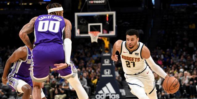 NBA: 126-112. Murray mantiene invictos a Nuggets y con mejor marca en el Oeste