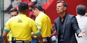 Los Xolos de Tijuana despiden al técnico argentino Diego Cocca