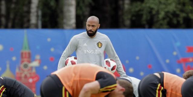 El Mónaco nombra a Thierry Henry como entrenador en sustitución de Jardim