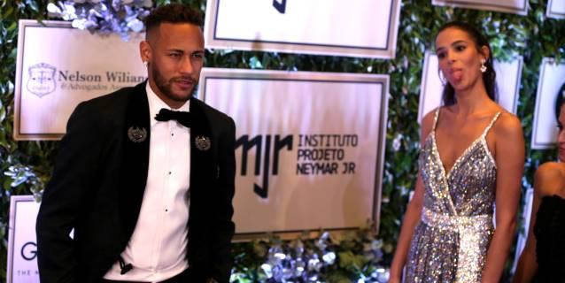 Neymar y la actriz Bruna Marquezine vuelven a poner fin a su noviazgo