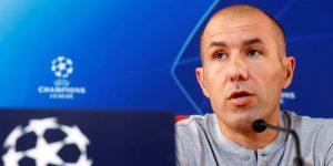 El Mónaco despide a Leonardo Jardim, Thierry Henry favorito para sustituirle