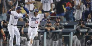 BEISBOL: 3-2. Un jonrón de Muncy da el triunfo a los Dodgers en partido más largo de la historia