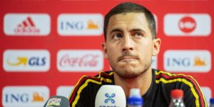 Hazard quiere jugar en España para ganar el Balón de Oro, pero descarta enero