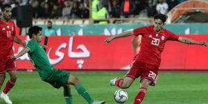 2-1. Irán se hace respetar en casa ante una Bolivia que dio lucha al final