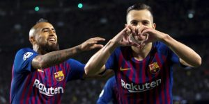 2-0. El Barça también sabe ganar sin Messi