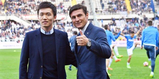 El chino Steven Zhang, de 26 años, es el nuevo presidente del Inter de Milán