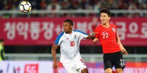 2-2. Panamá aprovecha sus ocasiones y saca un empate en Corea del Sur