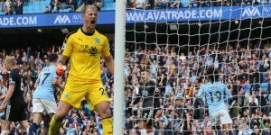 El Manchester City le endosa una manita al Burnley en la vuelta de De Bruyne