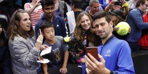 TENIS: Djokovic se proclama campeón en Shanghái y se acerca al número uno mundial