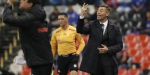 Caixinha dice que Cruz Azul tiene como objetivo ganar todos los partidos