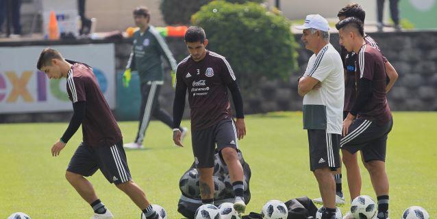 México inicia la concentración para los amistosos ante Costa Rica y Chile