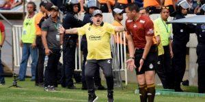Los Dorados de Maradona suman su cuarto triunfo seguido, 2-1 sobre Tampico