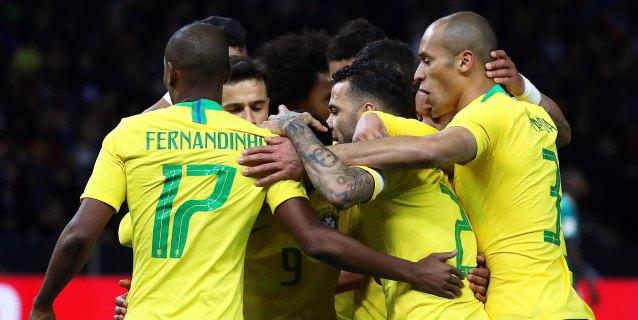 Brasil se medirá con Camerún el 20 de noviembre cerca a Londres