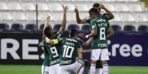 Palmeiras sigue intratable, Paquetá brilla con Flamengo y Chapecoense peligra