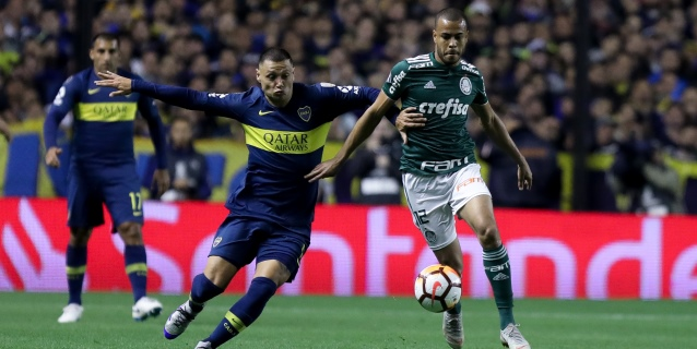 Palmeiras, a revertir el marcador ante un Boca Juniors diezmado en el banquillo