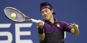 TENIS: Nishikori y Medvedev, por el título en Tokio