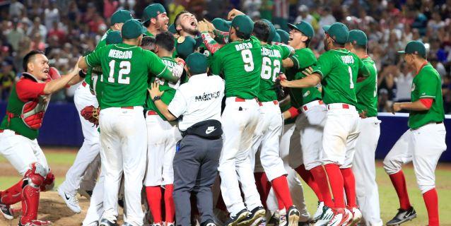 BEISBOL: 1-2. México se corona campeón mundial de Béisbol sub'23 en Colombia