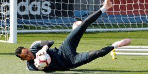 Navas vuelve a la selección de Costa Rica para enfrentar a México y Colombia