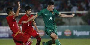 0-3. Bolivia logra una amplia victoria ante una débil selección de Birmania