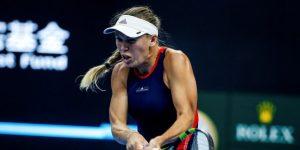 TENIS: Wozniacki luchará contra Wang y Osaka con Sevastova para llegar a la final
