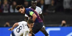 """Messi: """"Hicimos un partidazo, el primer tiempo fue extraordinario"""""""