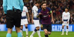 2-4. El Barcelona se transforma y recupera la efectividad guiado por Messi