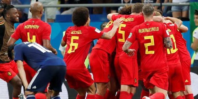Los Diablos Rojos lideran e Inglaterra arrebata a Uruguay el quinto puesto