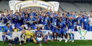 Cruzeiro retiene el título en la Copa do Brasil y garantiza cupo en la Libertadores