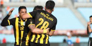 1-1. Nacional y Peñarol firman el empate en el clásico del fútbol uruguayo