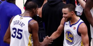 NBA: Los Warriors y los Celtics comienzan ganadores en la apertura de la nueva temporada